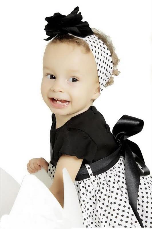 Vestido Infantil Para Menina Da Moda
