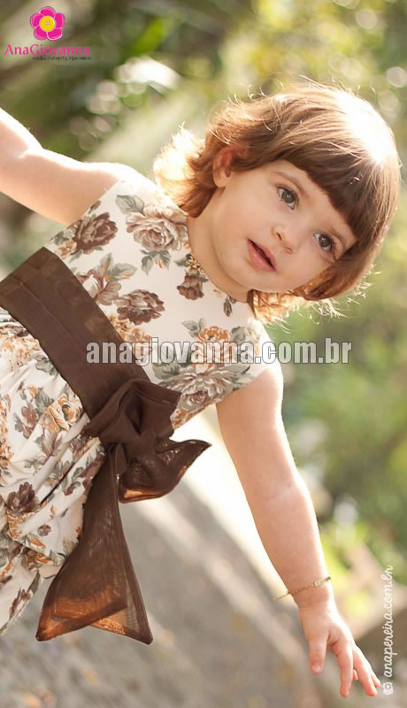 vestidinhos infantil