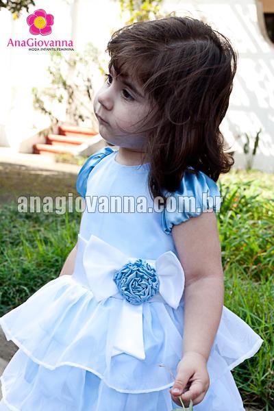 vestido da cinderela infantil