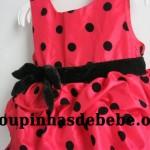 vestido balone infantil menina