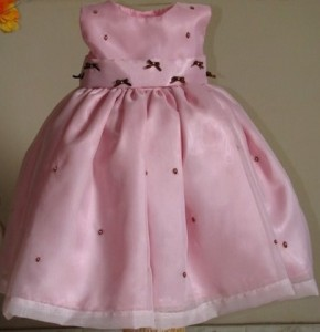Vestidos infantis de menina