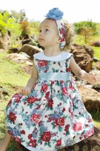 Vestidos infantil para meninas