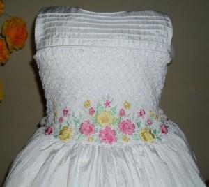 Vestidos Daminha