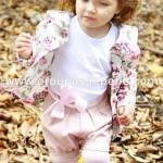 Vestidos infantis sociais