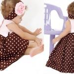 Enxoval para bebê menina