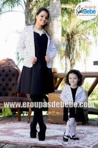 Vestido Mae e Filha