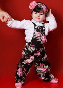 roupas de bebê femininas