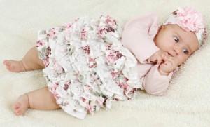 roupas de bebe femininas rendinha