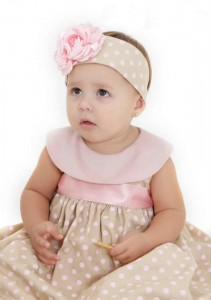Vestidos de festa para bebe