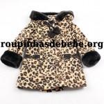 casaco inverno infantil oncinha bebe