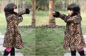 casaco oncinha inverno infantil perfil