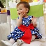 Vestidos de bebê