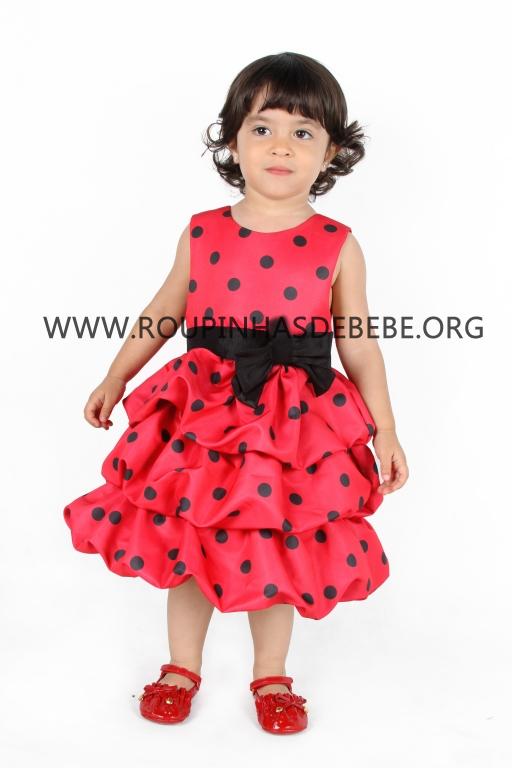 Vestido Joaninha