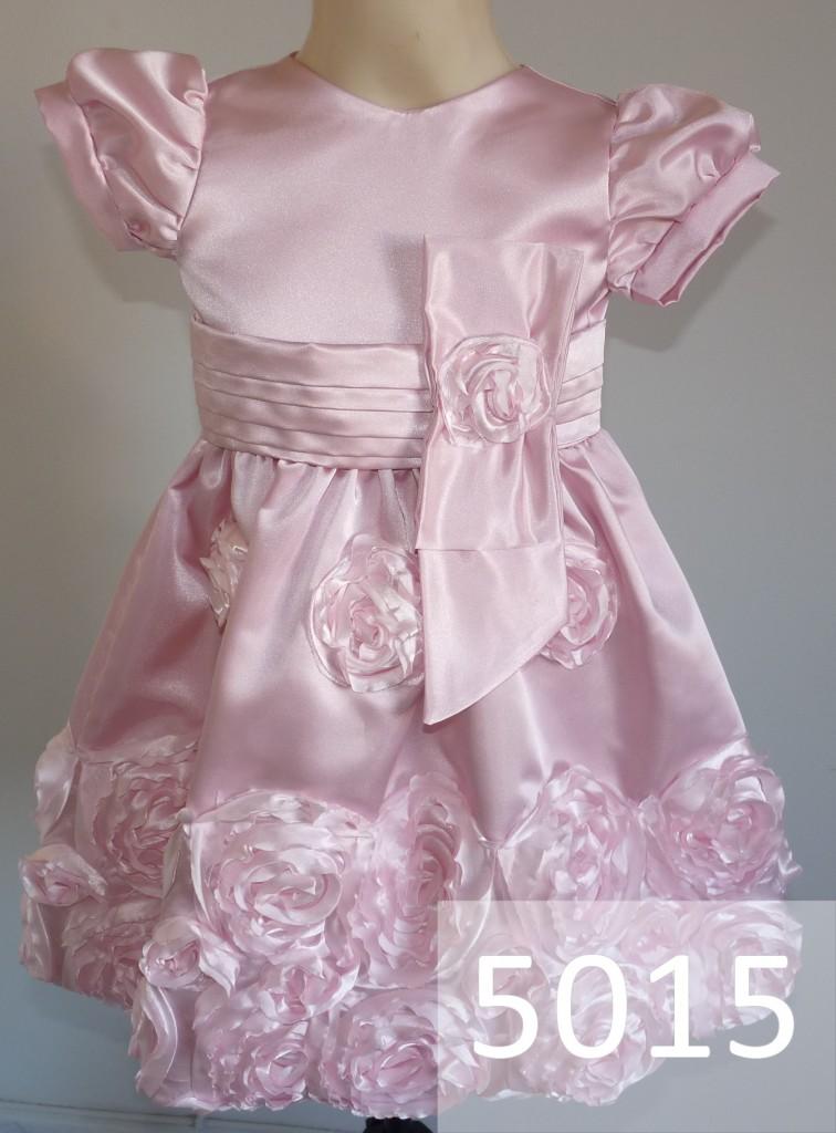 Vestido Rosa Bebe