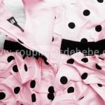 vestido rosa minnie importado