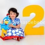 Roupas de bebê para aniversário