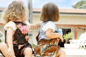conjunto infantil feminino