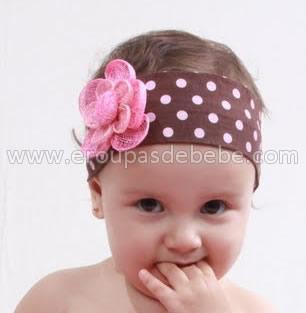 faixa de bebe cabelo