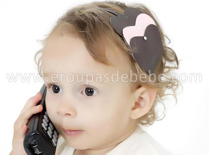 faixa de cabelo infantil