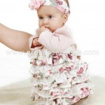 vestido de festa para bebe