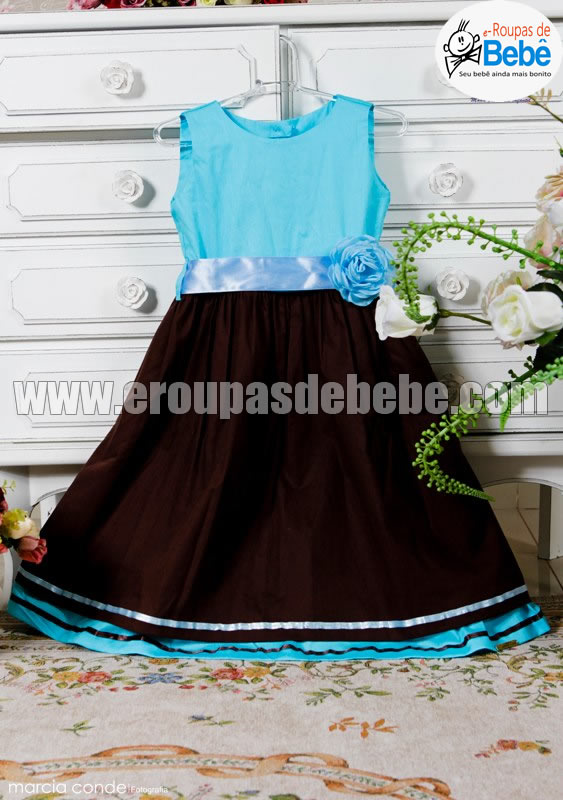 Vestido Infantil