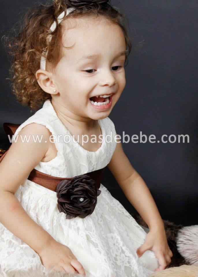 vestido infantil rendas para festa