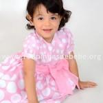 vestido para festa infantil