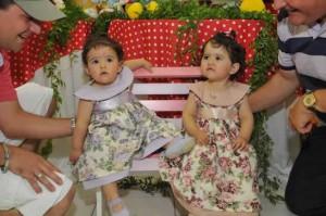 Vestidos Crianças