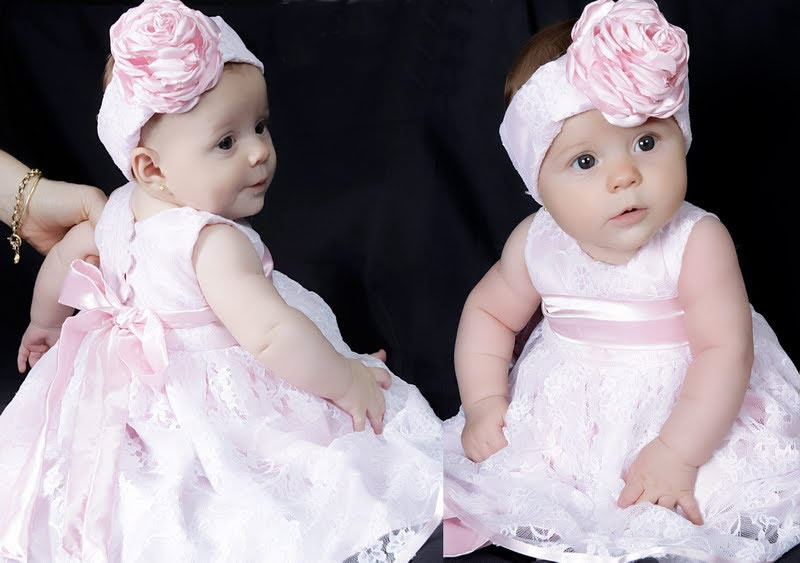Roupas de bebê para casamento