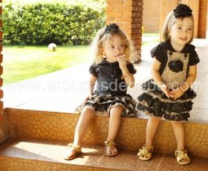 Vestidos de bebê para festa