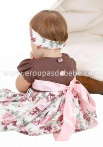 Vestidinhos para meninas de 5 meses