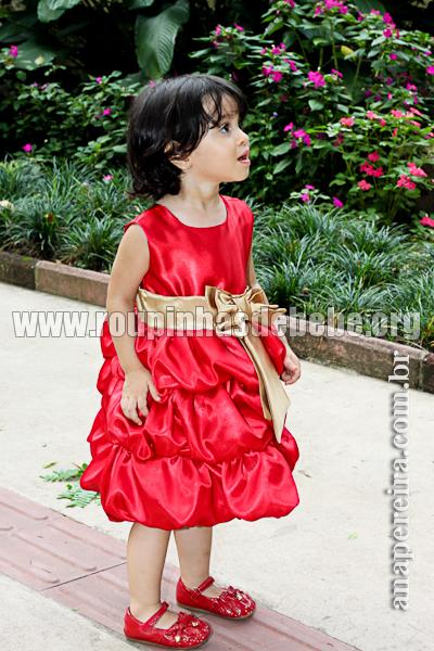moda infantil para festa