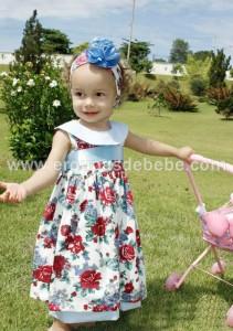 vestido de festa para menina