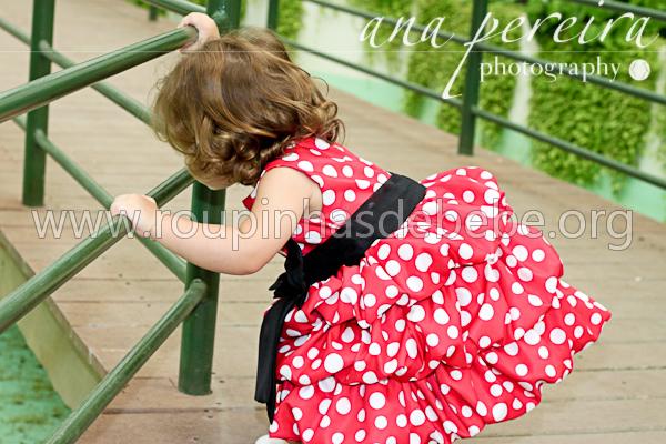 roupa infantil feminina minnie