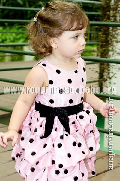 roupas infantil para festas