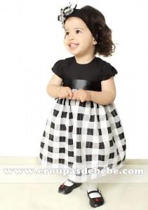 roupas de bebe xadrez