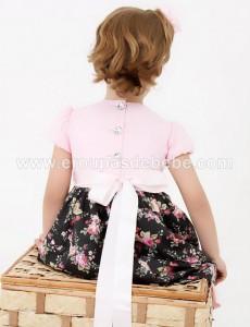 Vestido de Bebê com calcinha