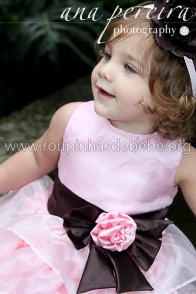 vestido bailarina infantil para festa