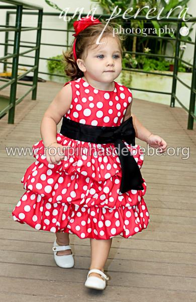 Fantasia da Minnie Baby