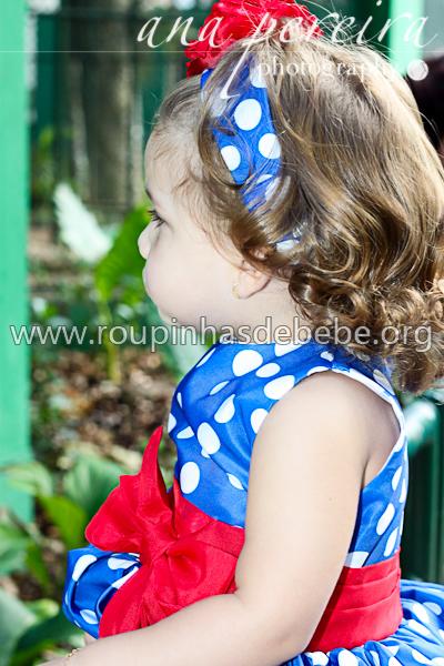 vestido de menina galinha pintadinha