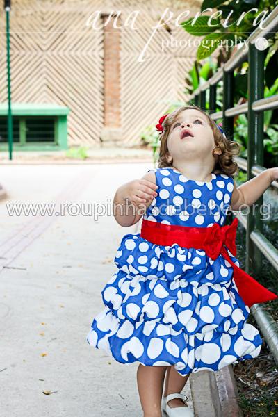 vestido infantil festa galinha pintadinha