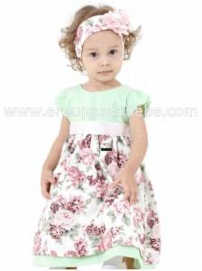 vestido infantil para festas
