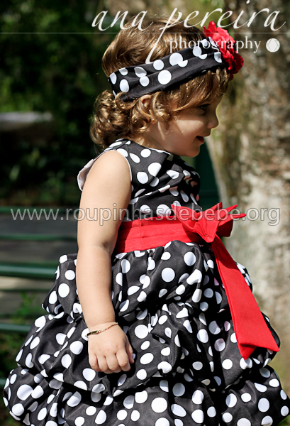 vestidos da minnie