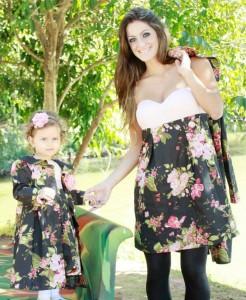 Vestidos meninas infantil