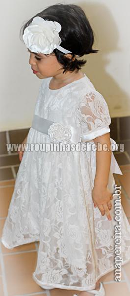 vestidos para daminhas de casamento