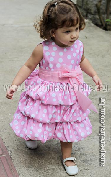 modelos de vestido infantil para dama de honra