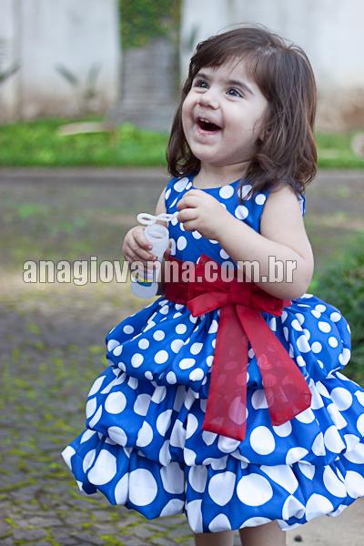 vestido balone infantil da galinha pintadinha
