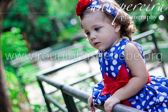 Vestido De 1 Ano Galinha Pintadinha