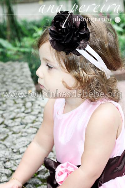 vestido de festa infantil tema princesa