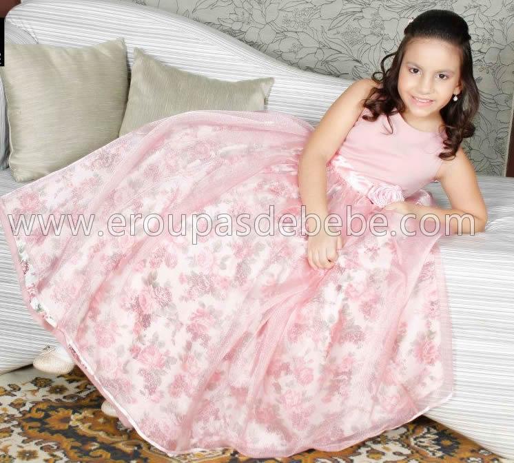 vestido de princesa infantil para festa
